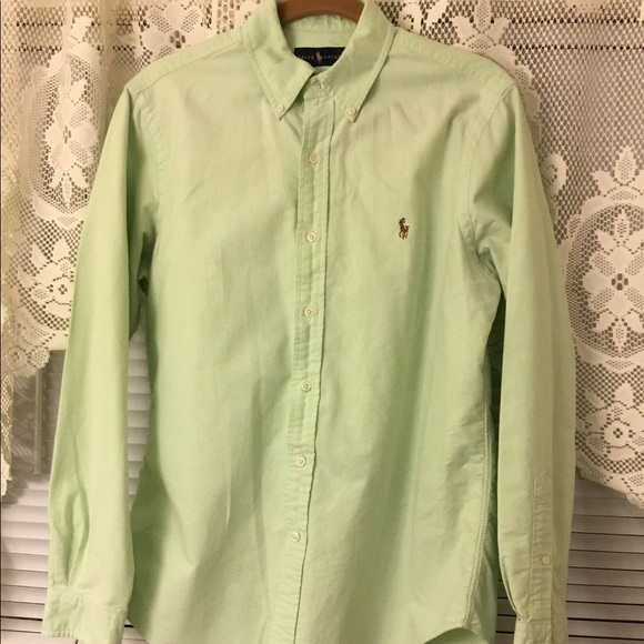 Ralph Lauren Other - Ralph Lauren  blue label Button Down Shirt